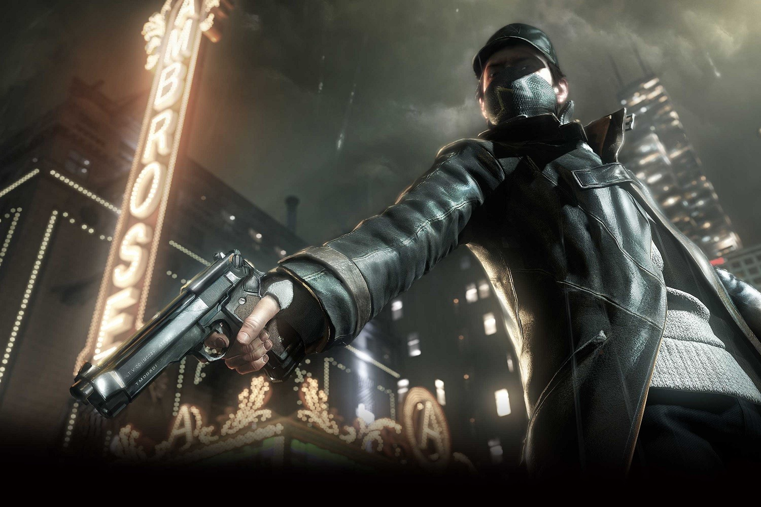 Watch Dogs and the Stanley Parable are currently free on the Epic Games Store