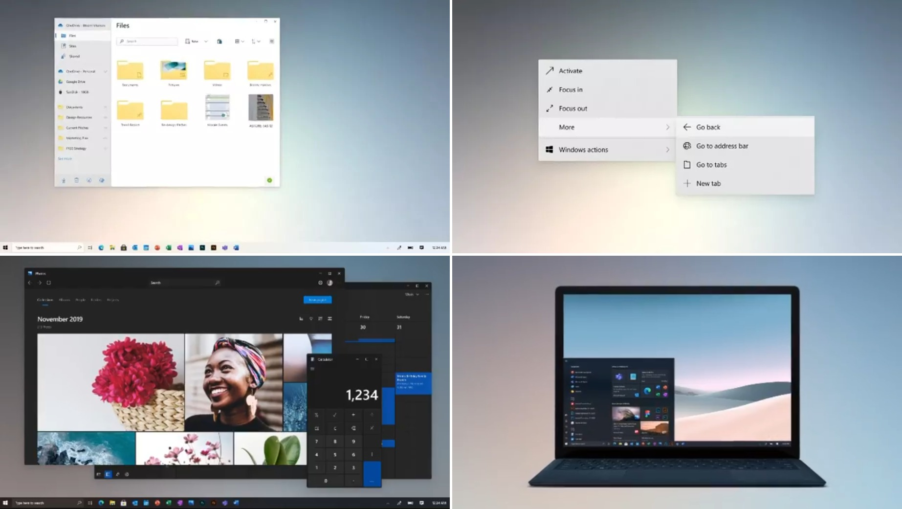 Microsoft product chief teases new Windows 10 UI in celebration of one billion users