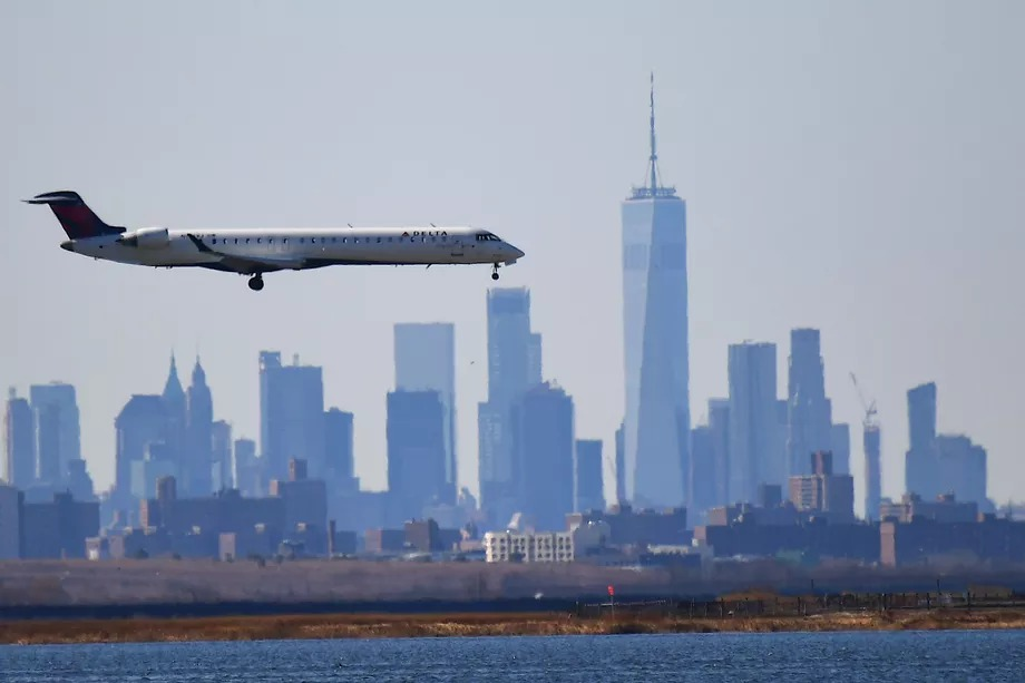 The FAA briefly halted air traffic in NYC area after an air traffic employee tested positive for COVID-19